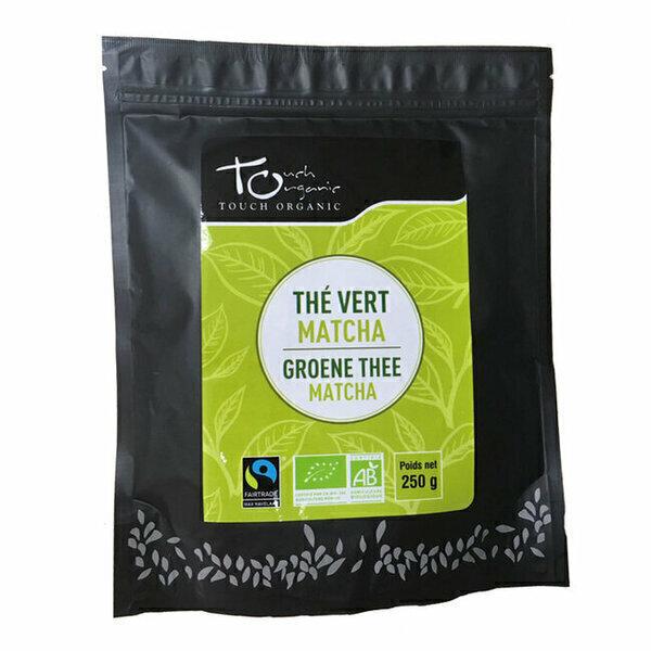 Touch Organic - The vert Matcha vrac bio 250g