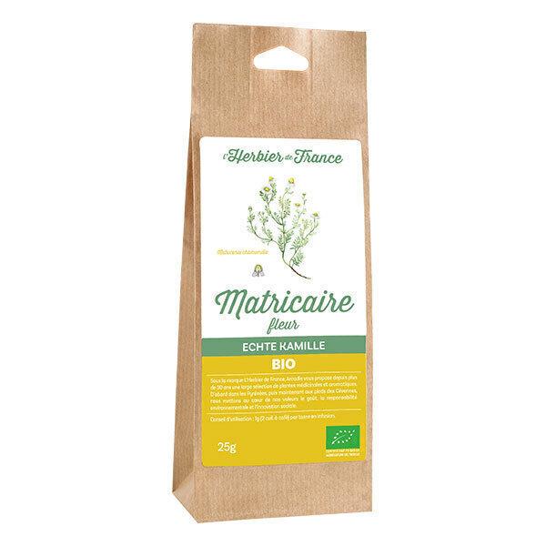 L'Herbier de France - Camomille Matricaire Fleurs 25g