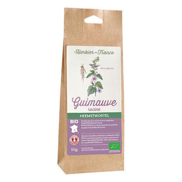 L'Herbier de France - Guimauve racines bio 50g