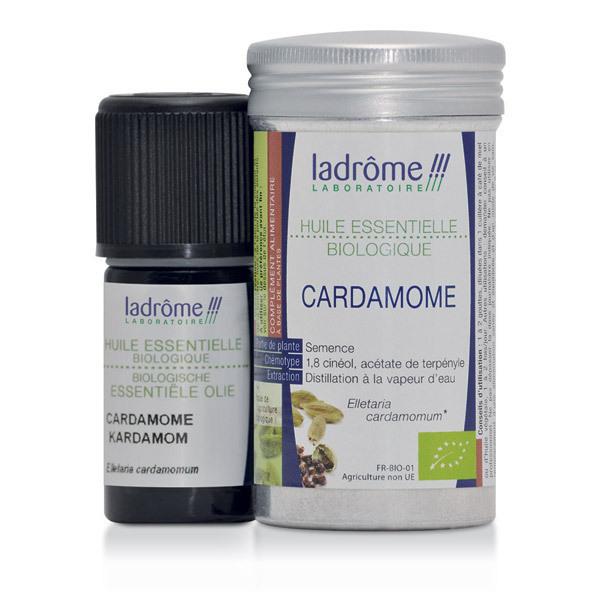 Ladrôme - Huile essentielle Cardamome 5ml
