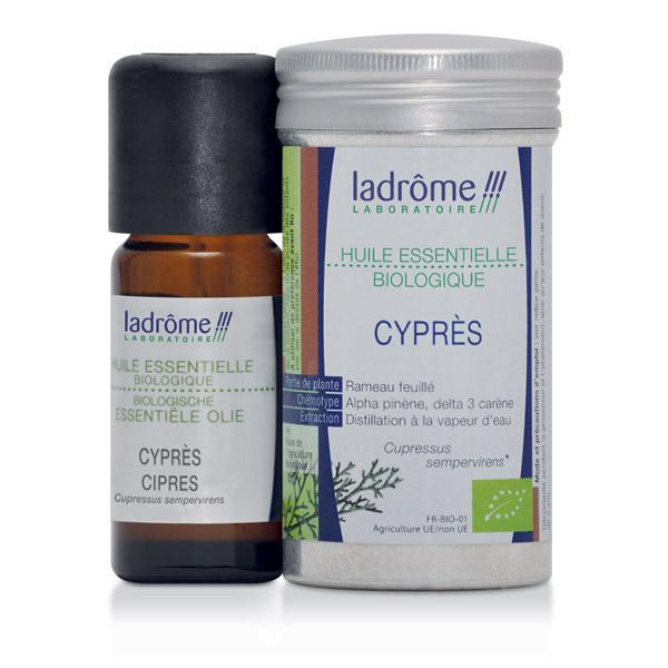 Ladrôme - Huile essentielle Cyprès 10ml