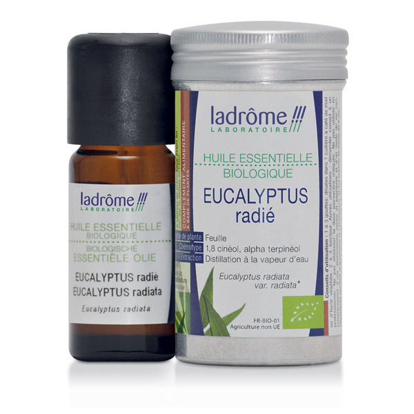 Ladrôme - Huile essentielle Eucalyptus Radiata 10ml