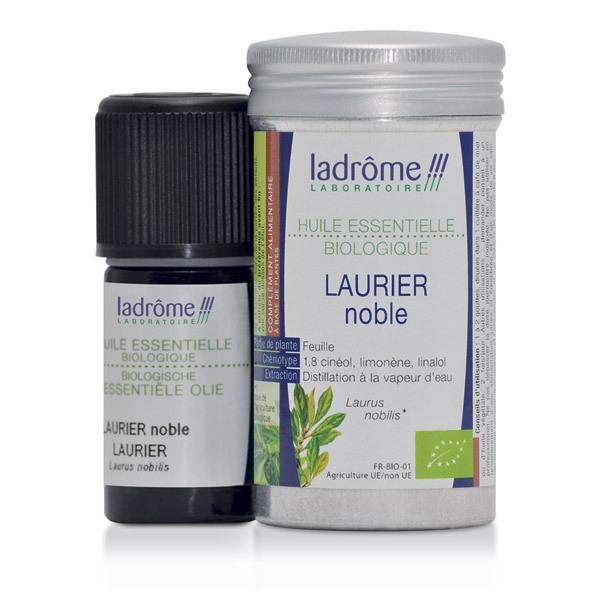 Ladrôme - Huile essentielle Laurier Noble 5ml