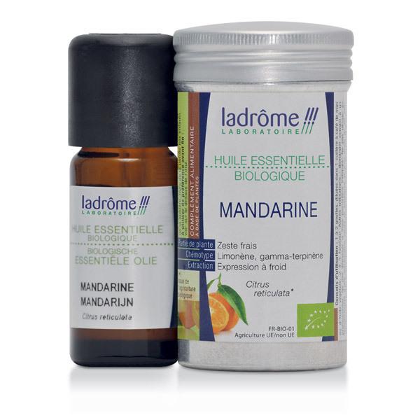 Ladrôme - Huile essentielle Mandarine 10ml