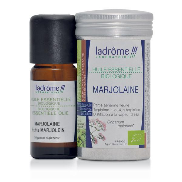 Ladrôme - Huile essentielle Marjolaine 10ml