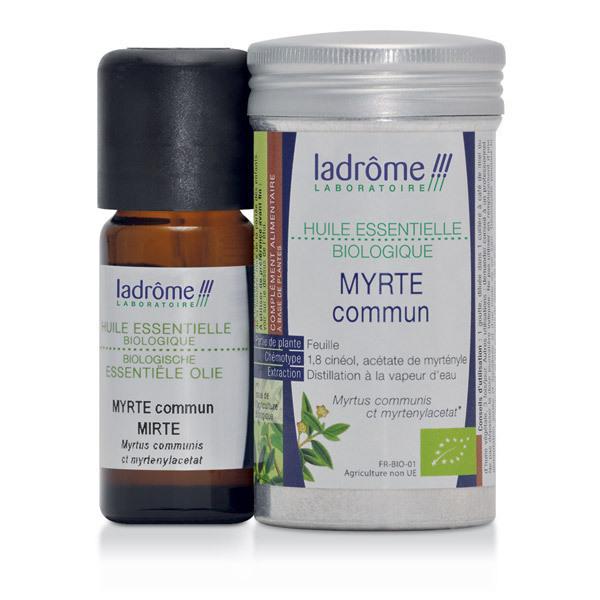 Ladrôme - Huile essentielle Myrte 10ml