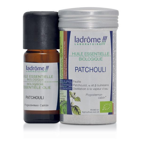 Ladrôme - Huile essentielle Patchouli 10ml
