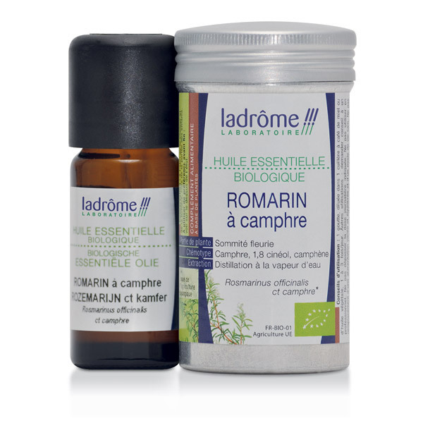 Ladrôme - Huile essentielle Romarin 10ml