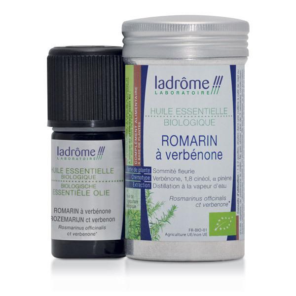 Ladrôme - Huile essentielle Romarin Verbenone 5ml