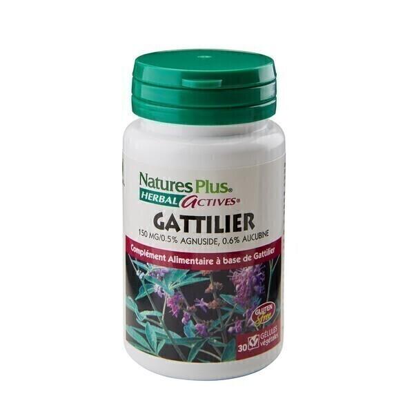 Nature's Plus - Gattilier - 30 gélules