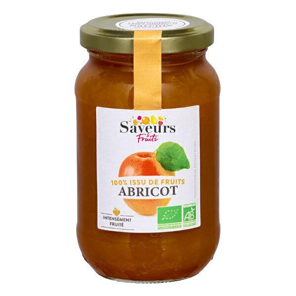 Saveurs & Fruits - Préparation abricot bio 310g