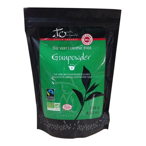 Touch Organic - Thé vert Gunpowder vrac bio 250g