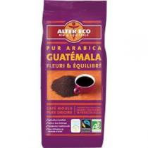 Alter éco - Café Guatemala 100% arabica 260 gr
