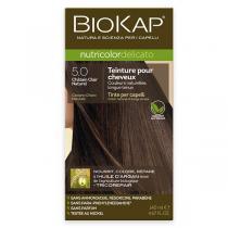 Biokap - Coloration Delicato 5.0 Châtain Clair naturel 140ml