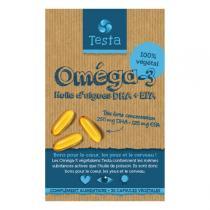 Testa - Oméga-3 450mg Huile d'Algues DHA et EPA - 30 Capsules