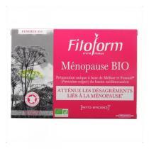 Fitoform - Complément alimentaire Ménopause 20 x 10ml