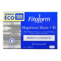 Fitoform - Magnésium marin - 120 cps