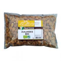 Fructivia - Amandes décortiquées bio 1kg