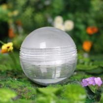 Galix - Boule solaire étanche multicolore - 11cm