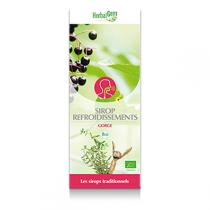 HerbalGem - Sirop Refroidissements Bio 250ml