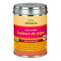 Herbaria - Curry indien couleurs de Jaipur 80g