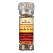 Herbaria - Écorces de Canelle & Sucre de Canne bio 70g