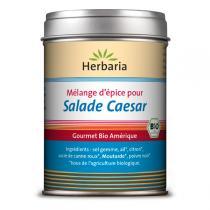 Herbaria - Mélange épices bio - Salade Caesar 120g
