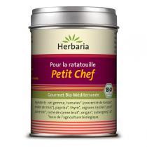 Herbaria - Petit chef épices pour ratatouille 75g
