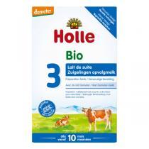 Holle - Lot de 6 Laits en poudre Bio 3ème âge