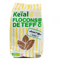Keïal - Flocons de Teff Brun Bio 400gr