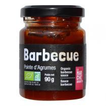 La Marche Avant - Sauce barbecue agrumes bio 90g
