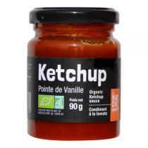 La Marche Avant - Sauce ketchup vanille bio 90g