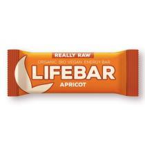 "Lifefood - Barre crue ""raw"" Abricot 47g"