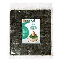 Markal - Feuilles pour sushi algues nori 30g