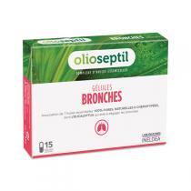 Olioseptil - Bronches - 15 gélules végétales