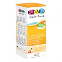 Pediakid - Pediakid® Appétit-Tonus - Sirop 125ml (framboise)