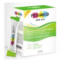 Pediakid - Pediakid® Bébé Gaz - Etui de 12 stick à diluer