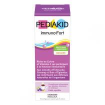 Pediakid - Pediakid® Immuno-Fort – Sirop 125ml (mirtylle)