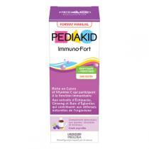 Pediakid - Pediakid® Immuno-Fort – Sirop 250ml (mirtylle)
