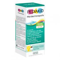 Pediakid - Mal des transports - Sirop menthe 125ml