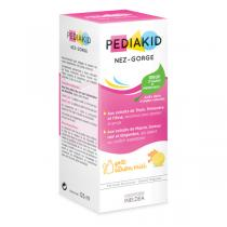 Pediakid - Pediakid® Nez-Gorge - Flacon de 125 ml (miel citron)