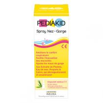 Pediakid - Spray Nez-gorge - Dispositif médical - Flacon 20ml