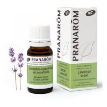 Pranarôm - Huile essentielle de Lavande vraie Sommité fleurie 10ml