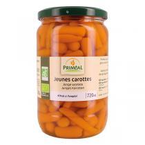 Priméal - Jeunes carottes 720ml
