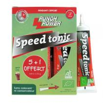 Punch Power - Speedtonic - Boite De 6 Gels