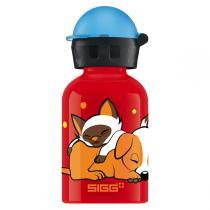 Sigg - Gourde enfant Dogs love Cats 0,3L