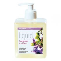 Sodasan - Savon Liquide Bio Lavande-Olive 300ml