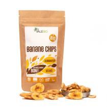 Valebio - Banana Chips 100% BIO - 120g