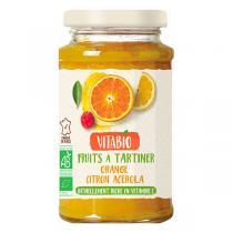 Vitabio - Tartinable Orange Citron Acérola 290g