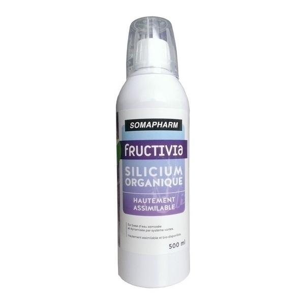 Fructivia - Silicium organique nature 500ml